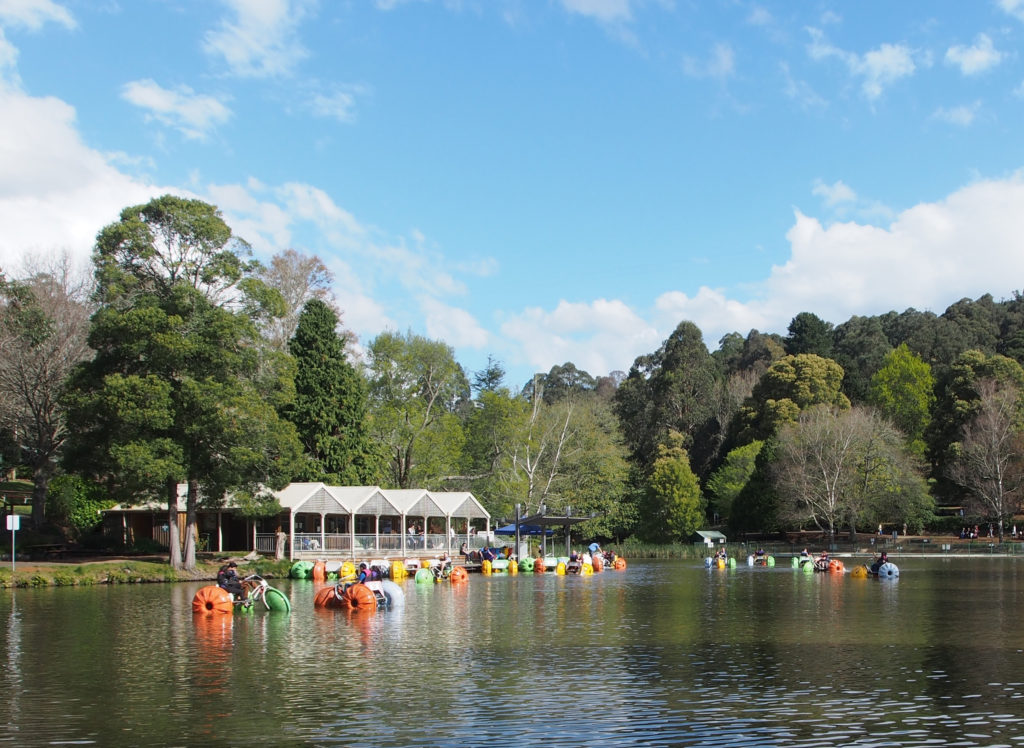 Emerald Park Lake