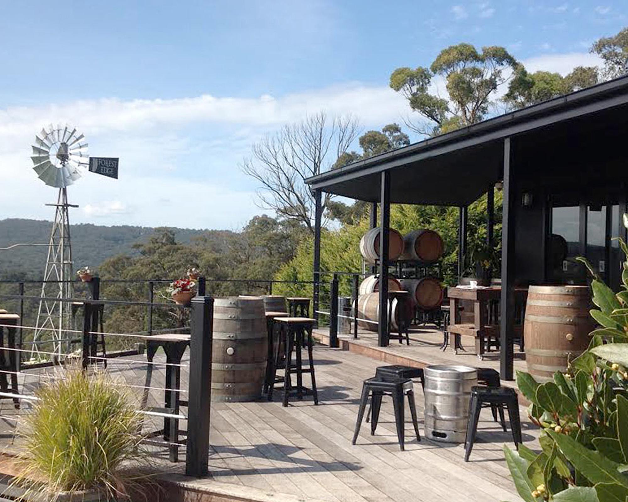 Forest Edge Restaurant