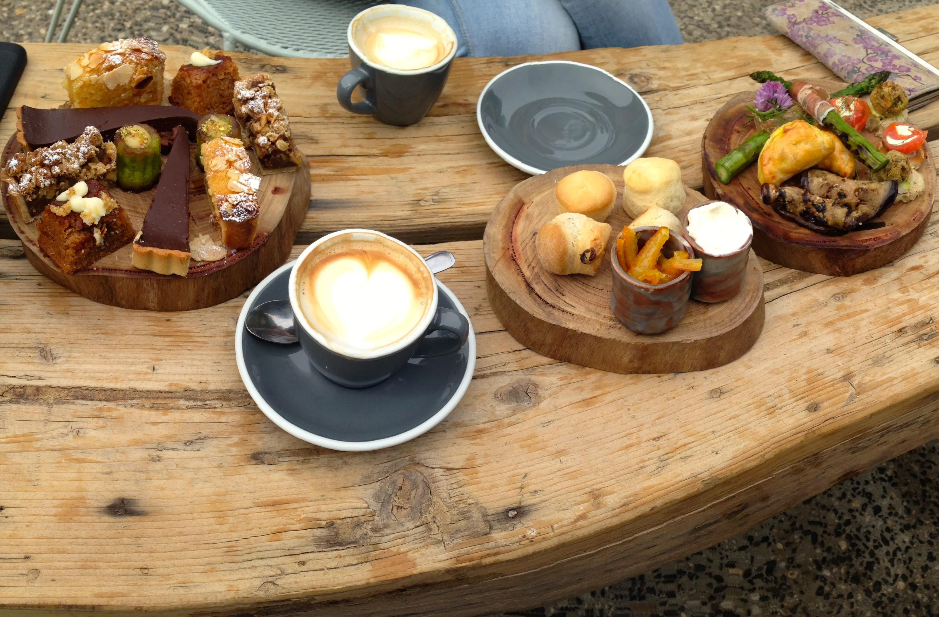 The Piggery Cafe, Burnham Beeches